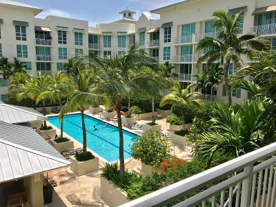 West Palm Beach Condo For Sale: 480 Hibiscus Street #802