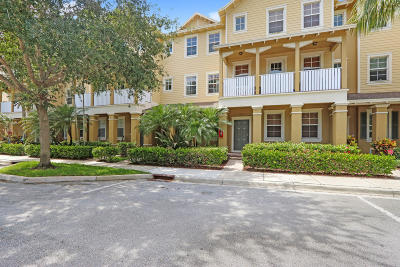 Jupiter Condo For Sale: 116 Sea Plum Drive #104