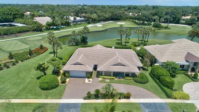 Delray Beach Single Family Home For Sale: 4575 Live Oak Boulevard