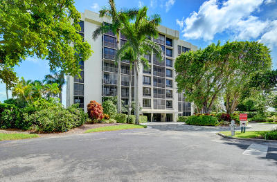 Boca Raton Condo For Sale: 6805 Willow Wood Drive #5034