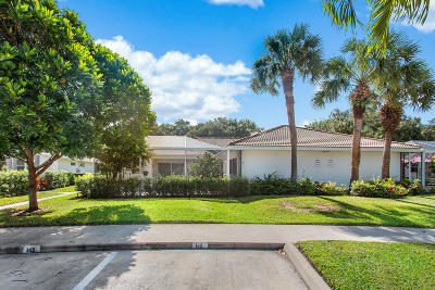 Palm Beach Gardens Single Family Home For Sale: 6903 Geminata Oak Court