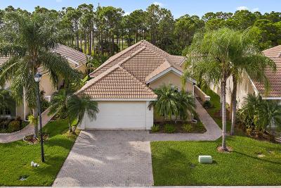 Port Saint Lucie Single Family Home For Sale: 836 SW Munjack Circle