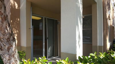 Palm Beach Gardens Rental For Rent: 11012 Legacy Drive #105