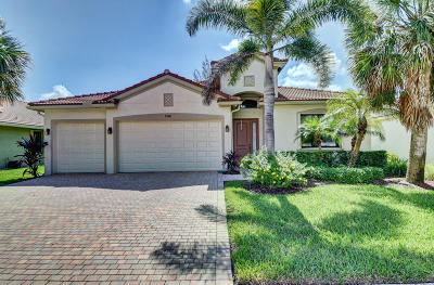 Delray Beach Single Family Home For Sale: 9398 Isles Cay Drive