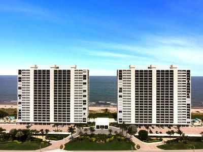 Boca Raton Condo For Sale: 2800 S Ocean Boulevard #10b