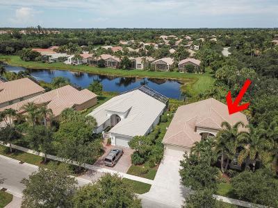 Lake Worth Single Family Home For Sale: 7838 Marquis Ridge Lane