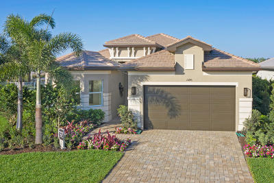 Delray Beach Single Family Home For Sale: 7784 Wildflower Drive