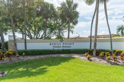 Delray Beach Condo For Sale: 327 Piedmont G