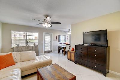 Boca Raton Condo For Sale: 347 Brighton I #347 I