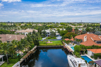Boca Raton Single Family Home For Sale: 4601 Sanctuary Lane