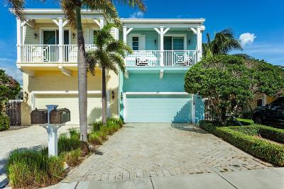Broward County Townhouse For Sale: 4543 Poinciana Street