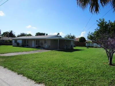 West Palm Beach Single Family Home For Sale: 2824 Ohio Street