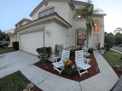 Boynton Beach Rental For Rent: 7508 Colony Palm Drive
