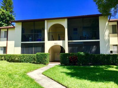 West Palm Beach Condo For Sale: 4956 Sable Pine Circle #D2