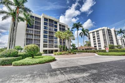 Boca Raton Condo For Sale: 6815 Willow Wood Drive #4014