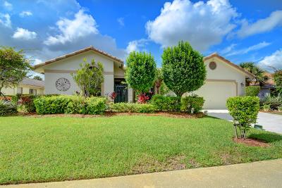 Boca Raton Single Family Home For Sale: 10194 Fresh Meadow Lane