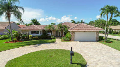 Coral Springs Single Family Home For Sale: 4640 NW 66th Drive