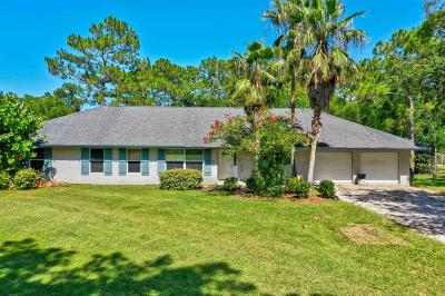 Jupiter Single Family Home For Sale: 17696 118th Trail