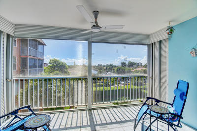 Delray Beach Condo For Sale: 2809 Florida Boulevard #408