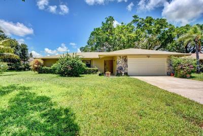 Delray Beach Single Family Home For Sale: 738 NW 24th Avenue