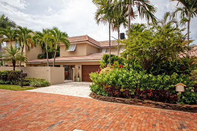 Delray Beach Single Family Home For Sale: 500 Commodore Circle