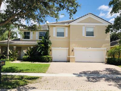 Lake Worth Single Family Home For Sale: 9743 Savannah Estates Drive