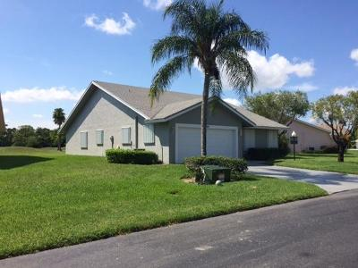 West Palm Beach Single Family Home For Sale: 3868 Wendy Anne Circle