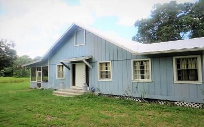 Palm City Single Family Home Contingent: 4898 SW Moore Street