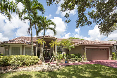 Coral Springs Single Family Home For Sale: 5748 NW 101st Way