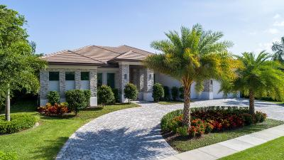 Delray Beach Single Family Home For Sale: 4920 Cherry Laurel Lane