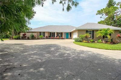 Palm City Single Family Home For Sale: 4042 SW Bimini Circle