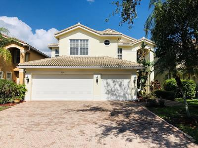Delray Beach Single Family Home For Sale: 15791 Menton Bay Court