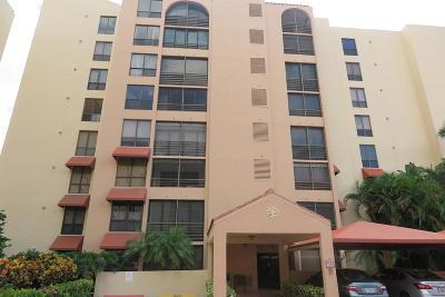 Boca Raton Condo For Sale: 7153 Promenade Drive #602