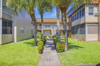 Delray Beach Condo For Sale: 379 Piedmont Trail #H