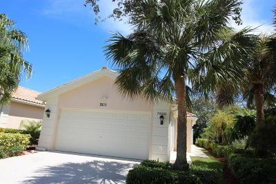 West Palm Beach Single Family Home For Sale: 7830 Pine Island Way