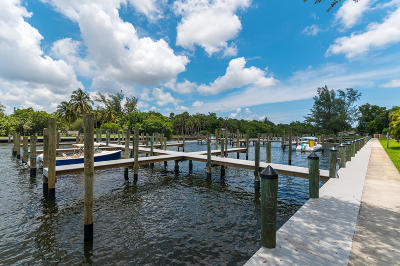 Fort Lauderdale Townhouse For Sale: 2704 Treasure Cove Circle