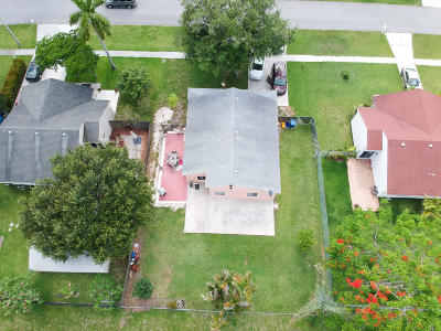 Royal Palm Beach Single Family Home For Sale: 1192 Grandview Circle
