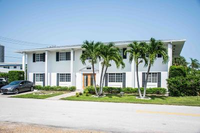 Palm Beach Shores Multi Family Home For Sale: 231 Bamboo Road