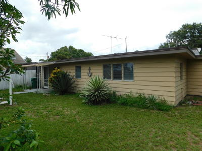 Fort Pierce Single Family Home For Sale: 6296 Indrio Road