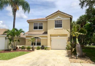 Lake Worth Single Family Home For Sale: 6867 Big Pine Key Street