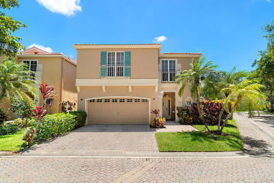 Palm Beach Gardens Single Family Home For Sale: 11 Via Carrara