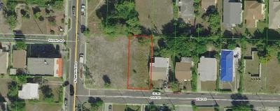 West Palm Beach FL Residential Lots & Land For Sale: $28,500