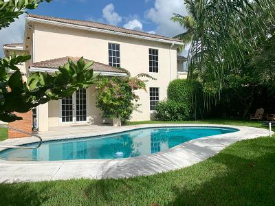Boca Raton Single Family Home For Sale: 9705 Vineyard Court