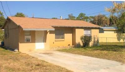 Fort Pierce Single Family Home For Sale: 4404 Evergreen Avenue