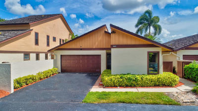 Boca Raton FL Single Family Home For Sale: $389,000