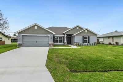 Port Saint Lucie Single Family Home For Sale: 1049 SE Shakespeare Avenue