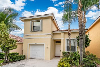 Lake Worth Single Family Home For Sale: 6891 Desert Inn Terrace