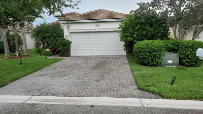 Port Saint Lucie Single Family Home For Sale: 10110 SW Chadwick Drive