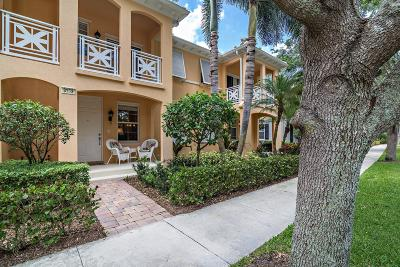 Jupiter Townhouse For Sale: 3152 W Community Drive