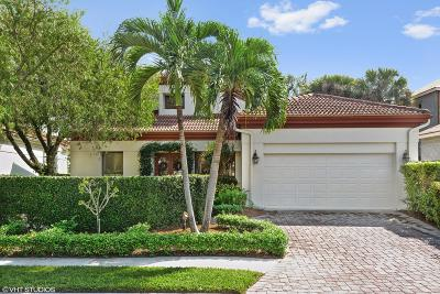 Jupiter FL Single Family Home For Sale: $635,000